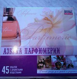 Perfume Alphabet Creation Kit