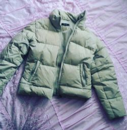 Demi-sezon sıcak ceket