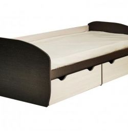 Bed KD-1.8 with drawers