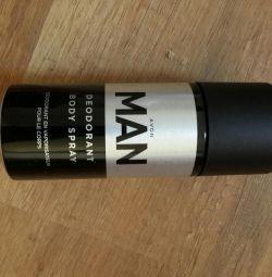 Deodorant male
