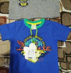 T-shirt νέα ανάπτυξη 80-86