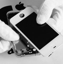 Reparatii / Inlocuire kompleuyuschih IPhone