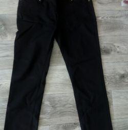 Μαύρα παντελόνια 48-50