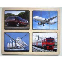 """Tăiați imagini """"Transport"""""""