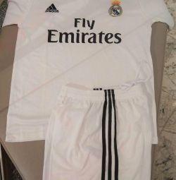 Football Form Real Madrid