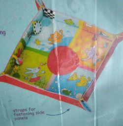 Παιδικό μαξιλάρι ανάπτυξης