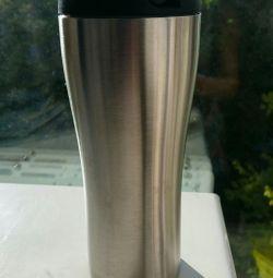 Thermo mug - new spillage?