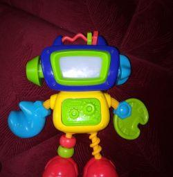 Ηλεκτρονικό ρομπότ