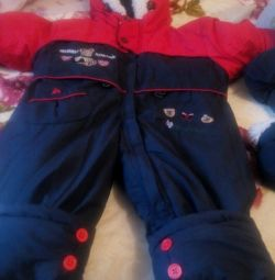 Overalls 2in1 (fall + winter)