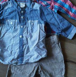 Ρούχα 👗👚👖 έως 1,6 μήνες