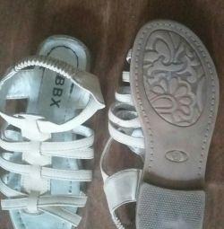 Sandals 31 sizes