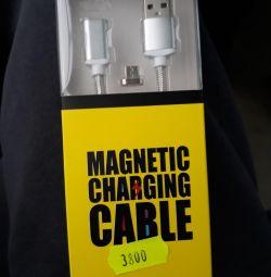 Μαγνητικό καλώδιο Micro USB