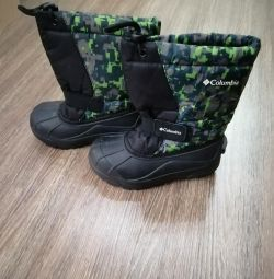 Boots size 29/30