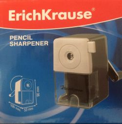 Sharpener mechanical ErichKrause