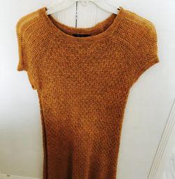 Платье вязка,42