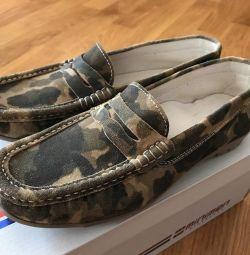 Türk çocuk ayakkabıları yeni !!!