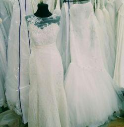 Весільні сукні айворі нові