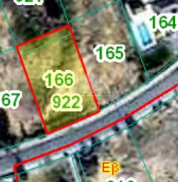Plot Residential in Green Area Limassol