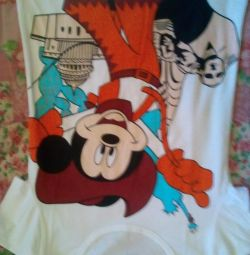 New T-shirts 40 size