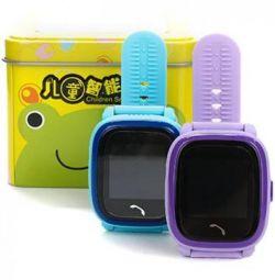 Παιδικό ρολόι Smart Baby Watch DF25G με tracker GPS