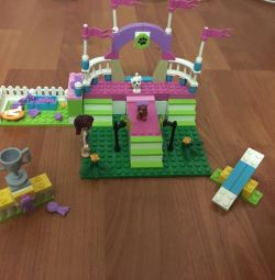 Prietenii lui Lego Dog Show