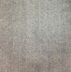 Κόψτε το ύφασμα μαλλί (μπλε ψαροκόκαλο)