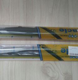 Щетки стеклоочистителя 47,5 см и 55 см новые
