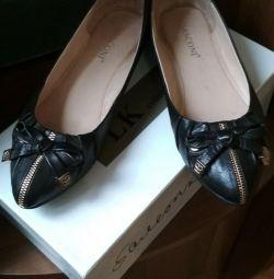 Pantofi de balet pentru femei.