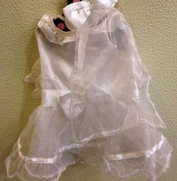 Свадебное платье для собаки