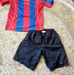 Uniformă de fotbal