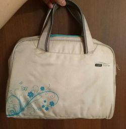 Bag for netbook, tablet. New.