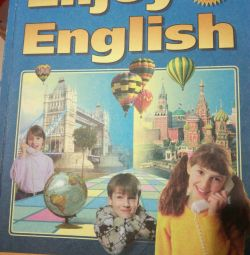 Tutorial Enjoy English 5-6 classes
