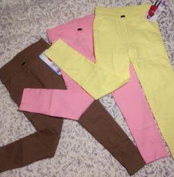 gumă Pantaloni