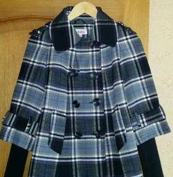 Пальто коротке размерZOLLA розмір XXS