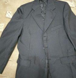Jacket and vest 36rr