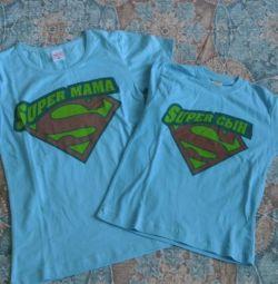 Οικογενειακά μπλουζάκια