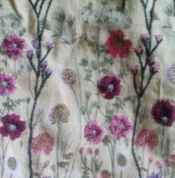 Платье лeн
