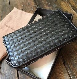 Purse-clutch Bottega Veneta