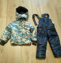 Pantaloni jacheta (costum)