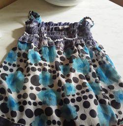 Продам літнє плаття на дівчинку
