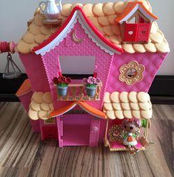 Playhouse για κούκλες