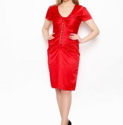 Φόρεμα Slim Fit