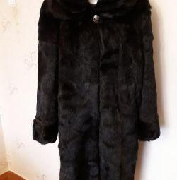 Gopher fur coat