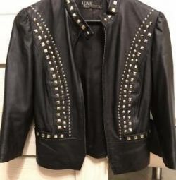 leather jacket Love Republic