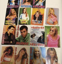 Calendar 2001. diferit