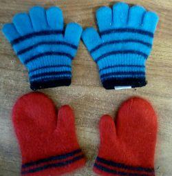 Çocuk eldivenleri