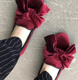 Bohemian Velvet Sappers Zara
