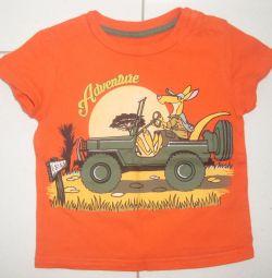 T -shirt GeeJay înălțime 74-80 cm