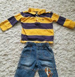 Jeans + bluza