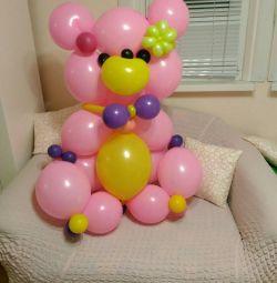 Mishka Guido / big bear of balls